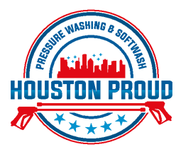 Soft pressure wash services in Houston, Texas